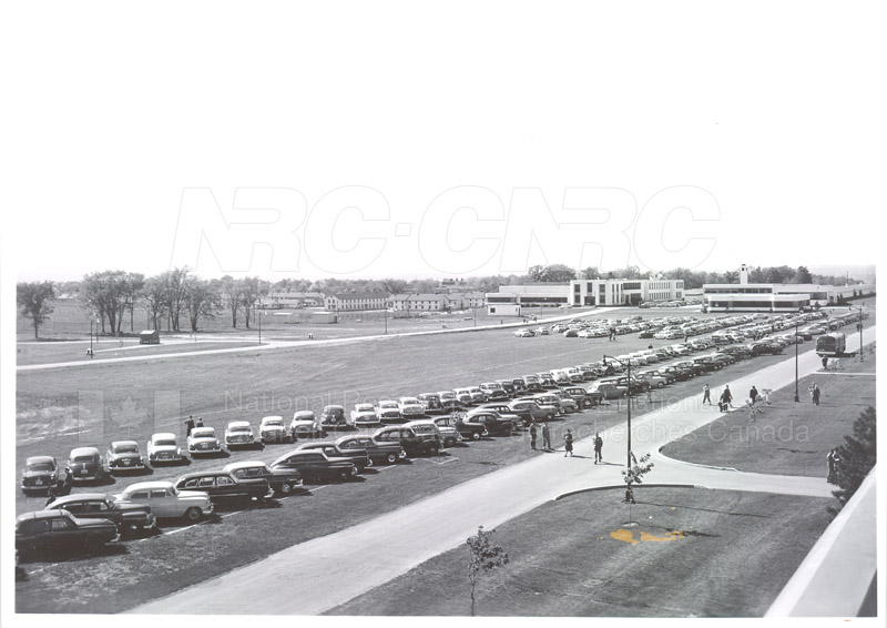 NRC Open House- Montreal Road 1954 026