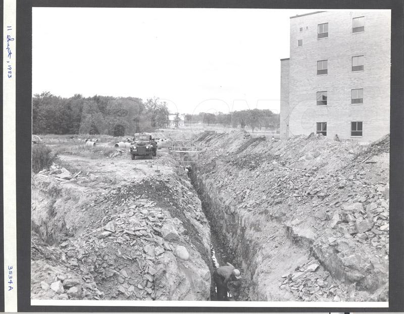 Construction of M-50 1953 #3534 003