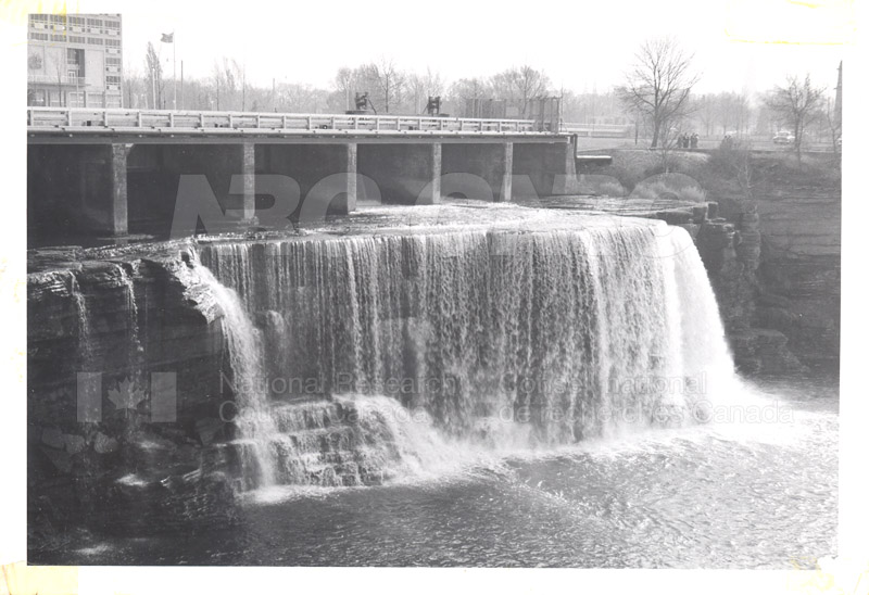 Rideau Falls 1958