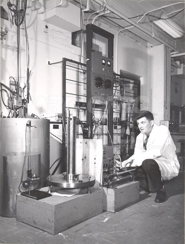 Physico-Chemical Effects of High Pressures G.H. Holder May 1959