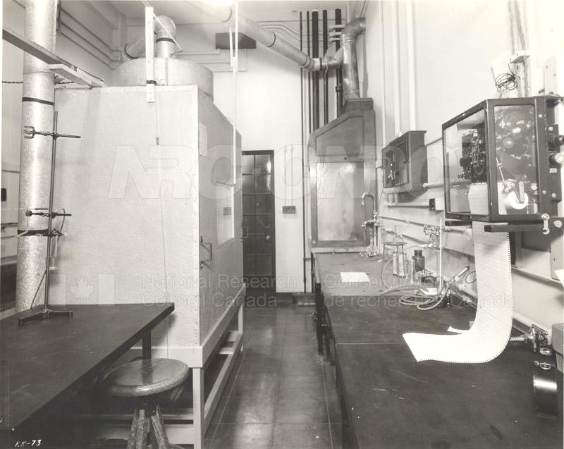 Chemistry Textile Lab- Trail Smelter Claim (KK-73)