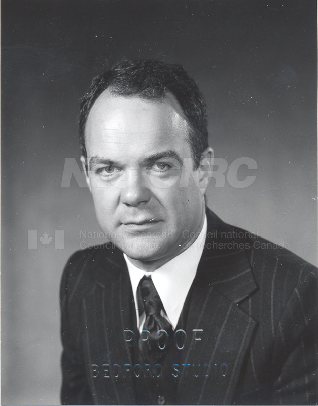 Bruce Henry Post Doc Chem. 1968-69
