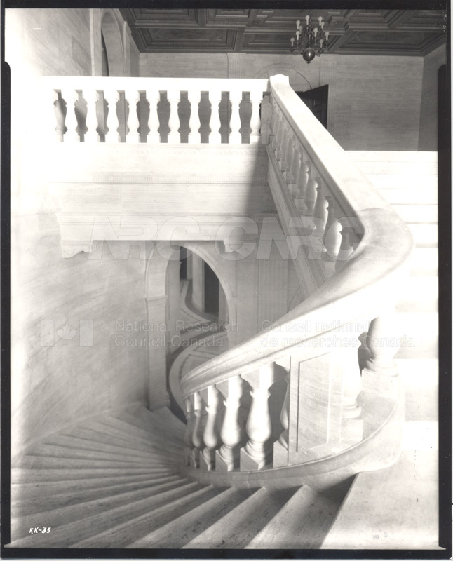 100 Sussex Drive- Main Stairs (KK-33)