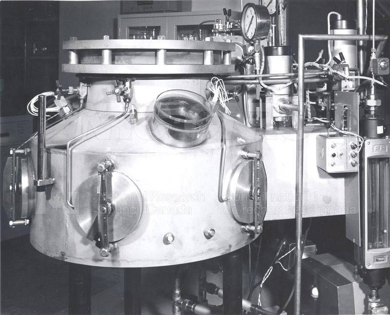 Metallurgical Chemistry- Laurrie Calvert Special Dry Box 003