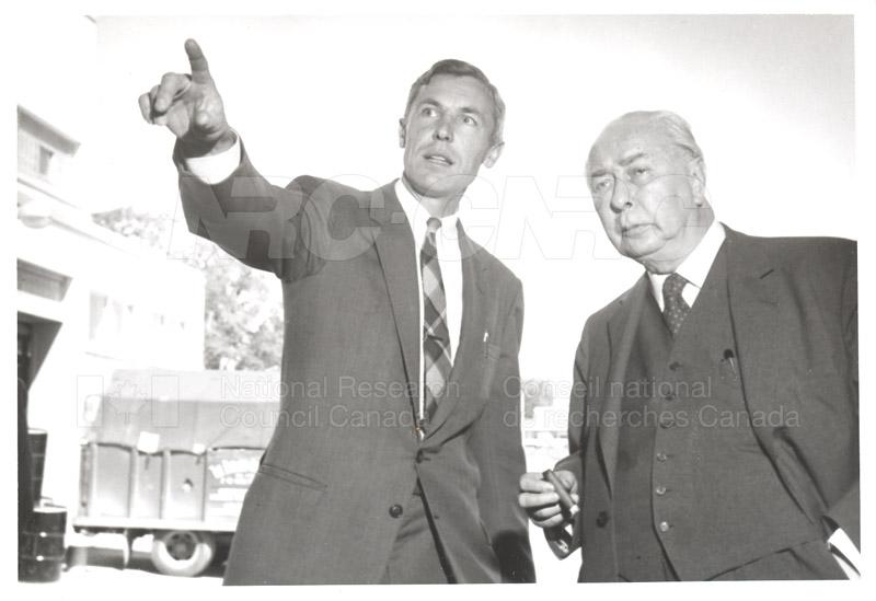 Visit of President Heuss of Germany 1958 004