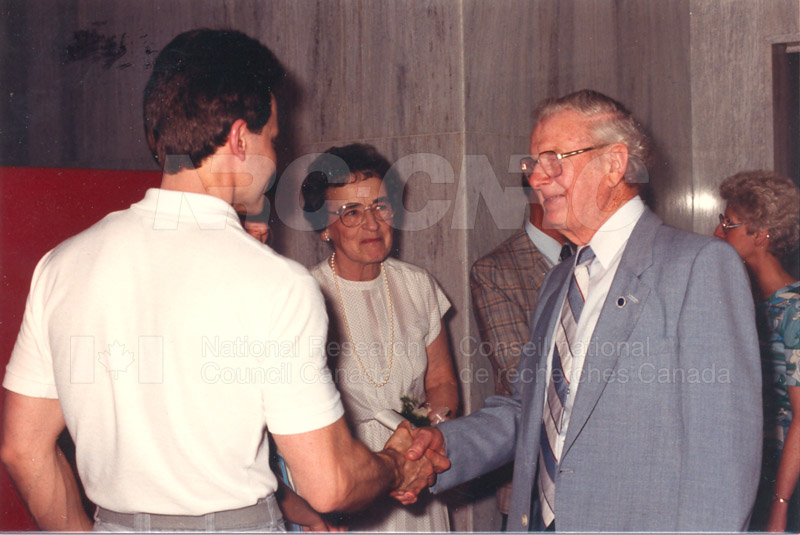 Alf Tickner Retirement May 1986 002