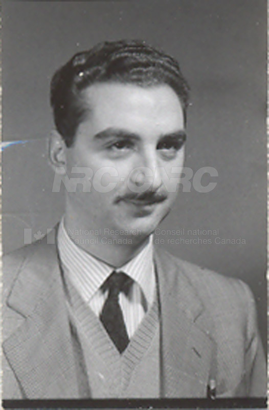 Photographs of Postdoctorate Issue 1957 008