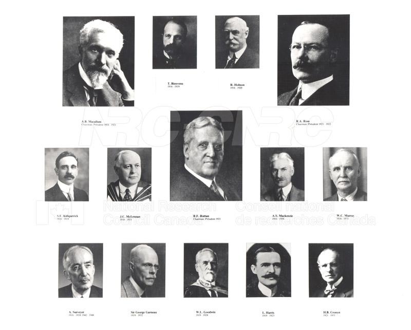 Photographies- Les membres du Conseil 001