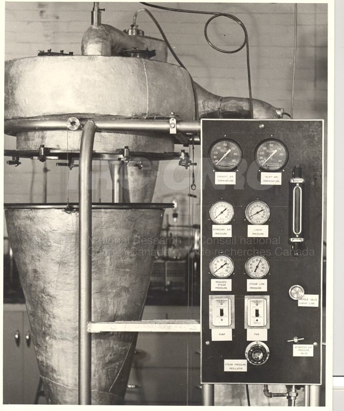 Spray Dryer 1951