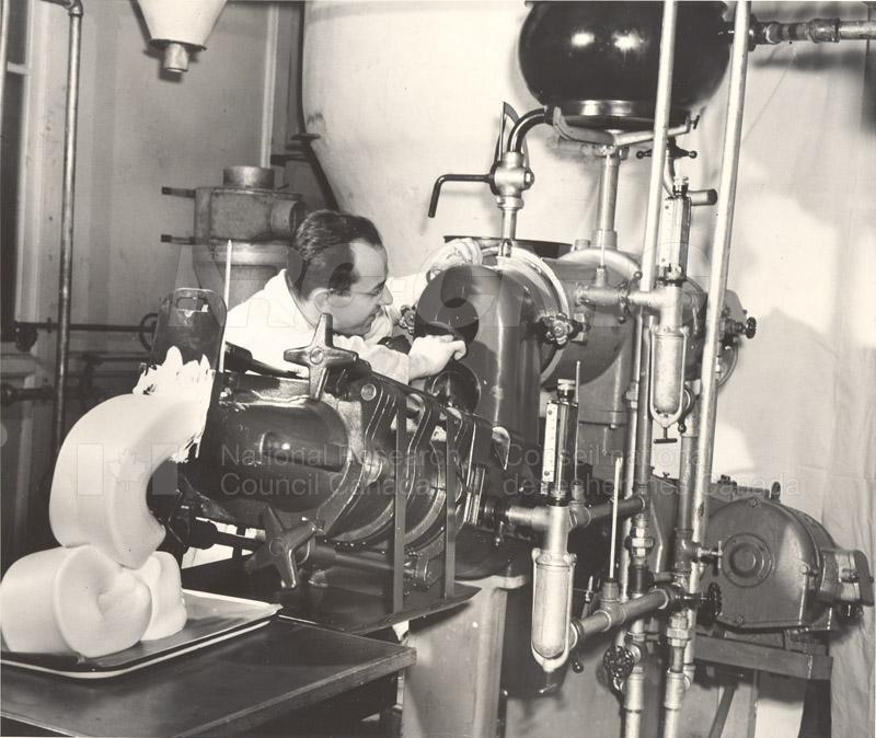 German Butter Making Machine c.1946 002