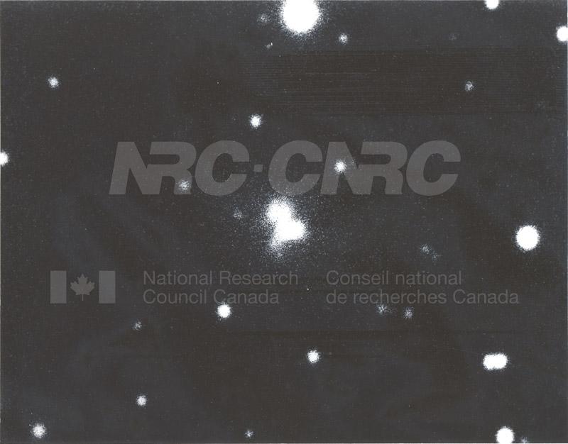 Galaxies- Cygnus ''A'' Radio Source- Mount Wilson and Palomar Observatories