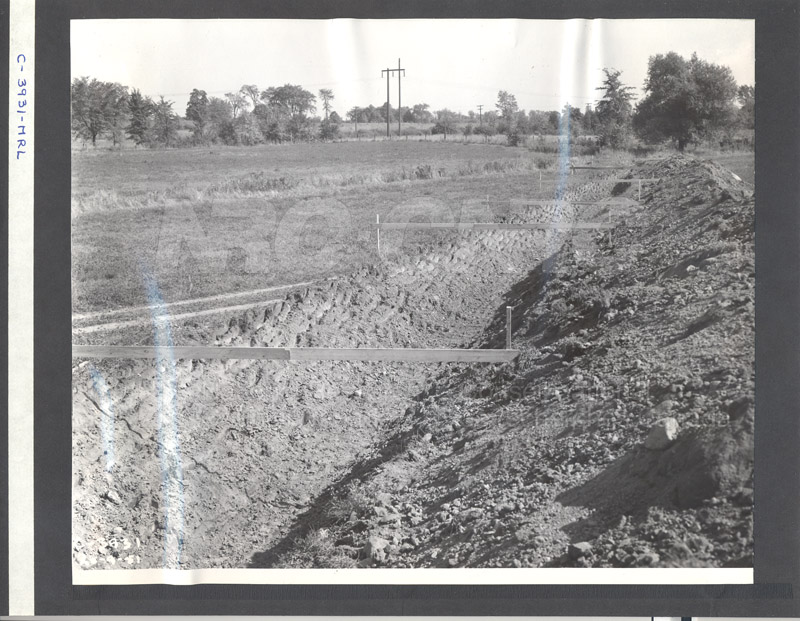 Construction of M-50 Sept. 20 1951 Photos C-3931 001