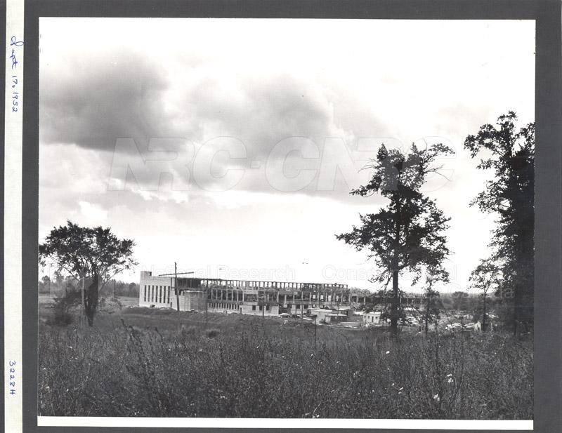 Construction of M-50 Sept. 17 1952 #3228 006