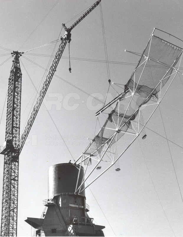 Radio Telescope at Parkes N.S.W. 1960 Commomwealth Scientific and Industrial Research Organization 1960 008