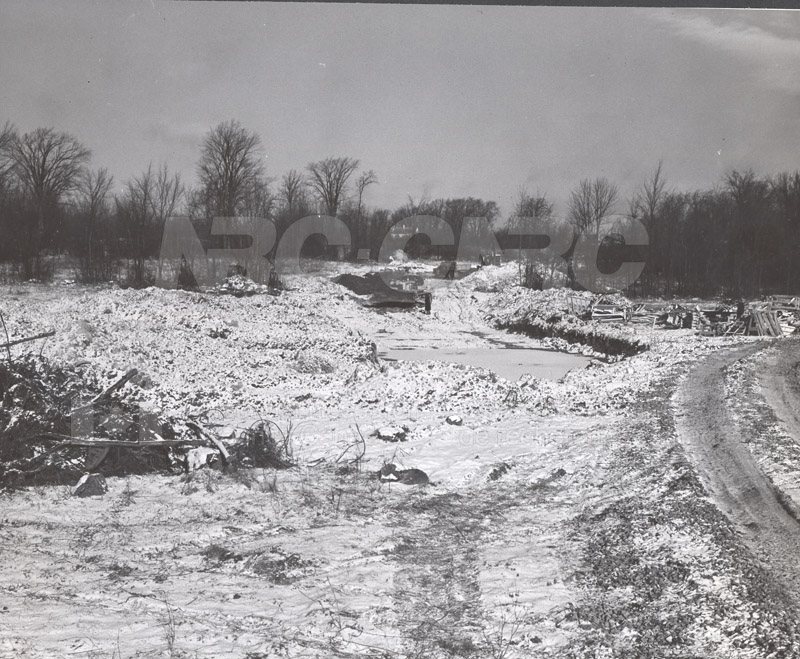 Administration Building Construction 1950s 011