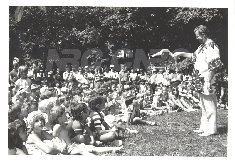 NRC Employees' Picnic Vincent Massey Park 1984 007