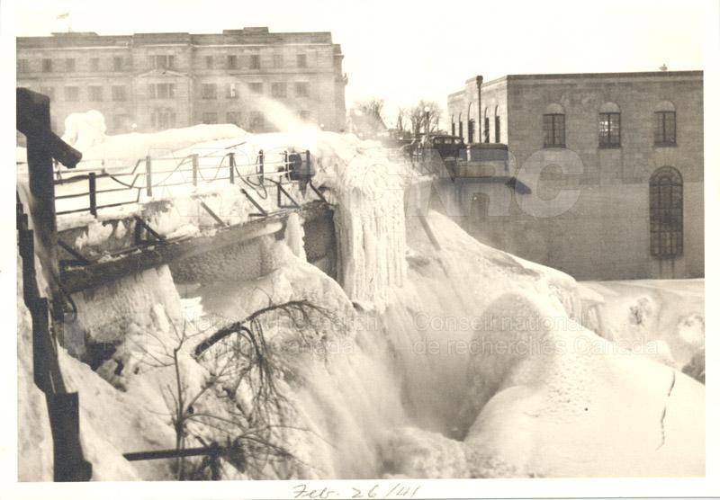 Main Dam Feb. 1960, Feb. 1941 003