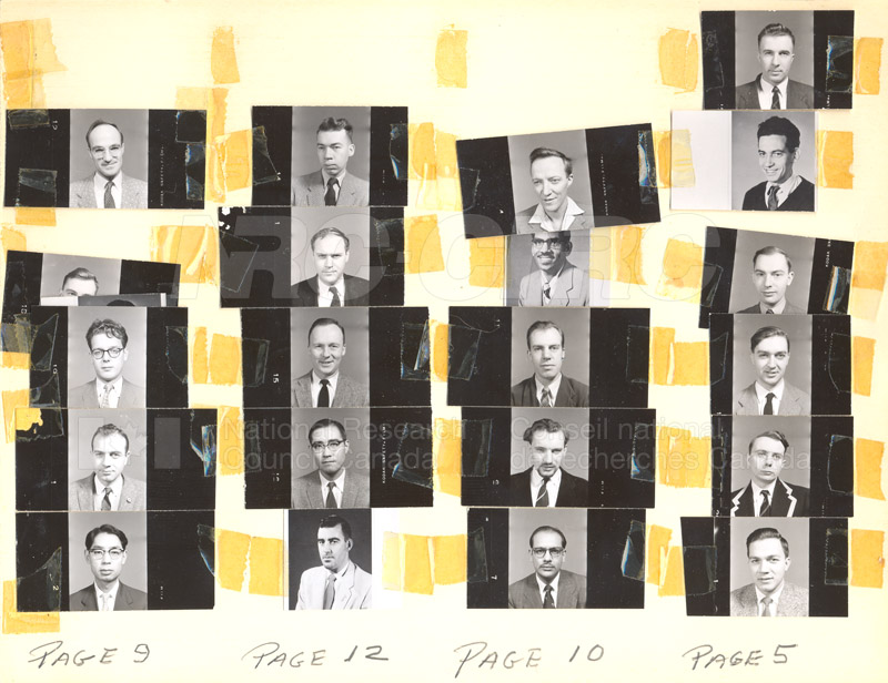 NRL Postdoctorate Fellows 1956 013