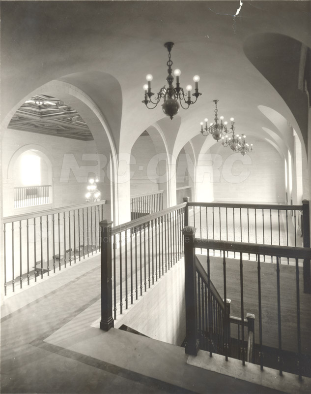 100 Sussex Drive- East Library Mezzanine (KK-36) 1952