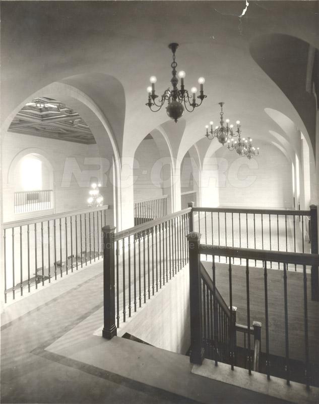 100 Sussex Drive- East Library Mezzanine (KK-36) 1952