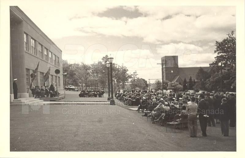 Opening Ceremonies June 16 1952 001