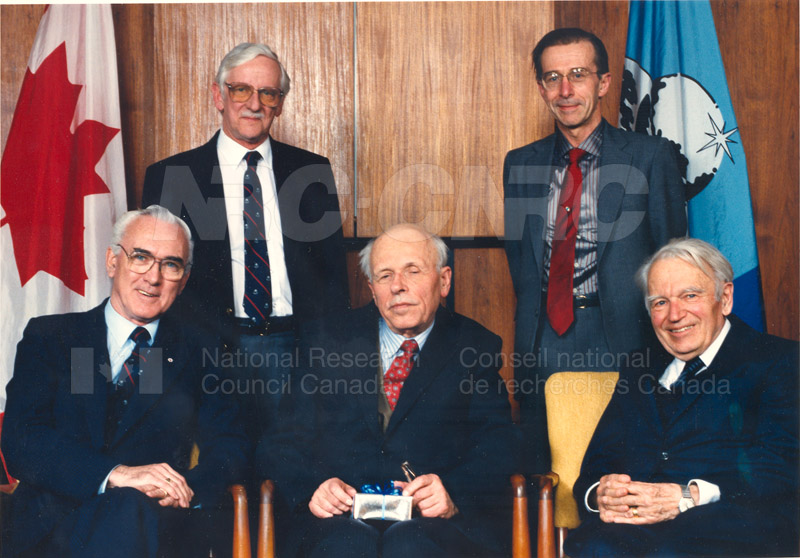 Dr. A. Sakharov at NRC 13 Feb. 1989 004