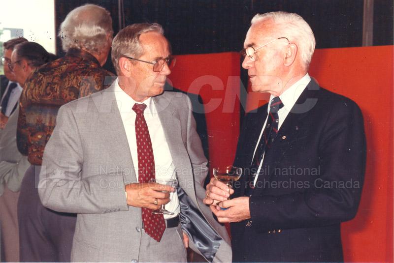 Alf Tickner Retirement May 1986 007