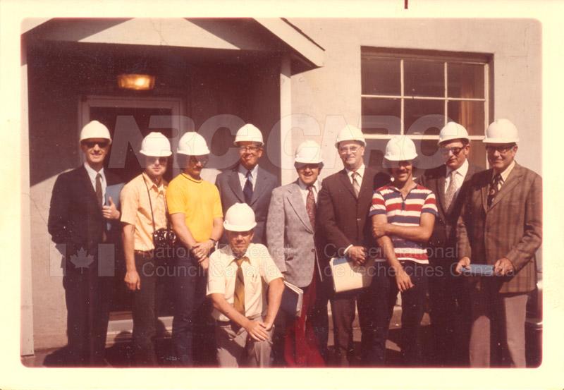 AGRIUM Meeting at Sydney 1975