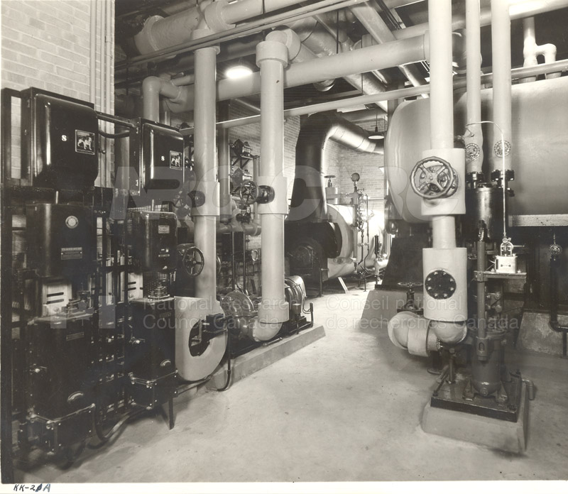 100 Sussex Drive- Sussex Heating Plant  (KK-20) c.1932