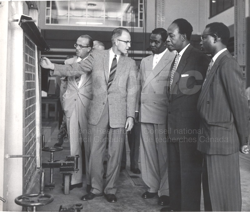 Visit of Prime Minister of Ghana July 1958 005