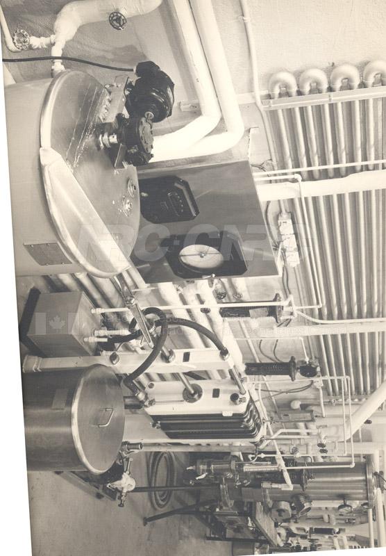Vertical Tube Evaporator Dairly Laboratory 1942-1943