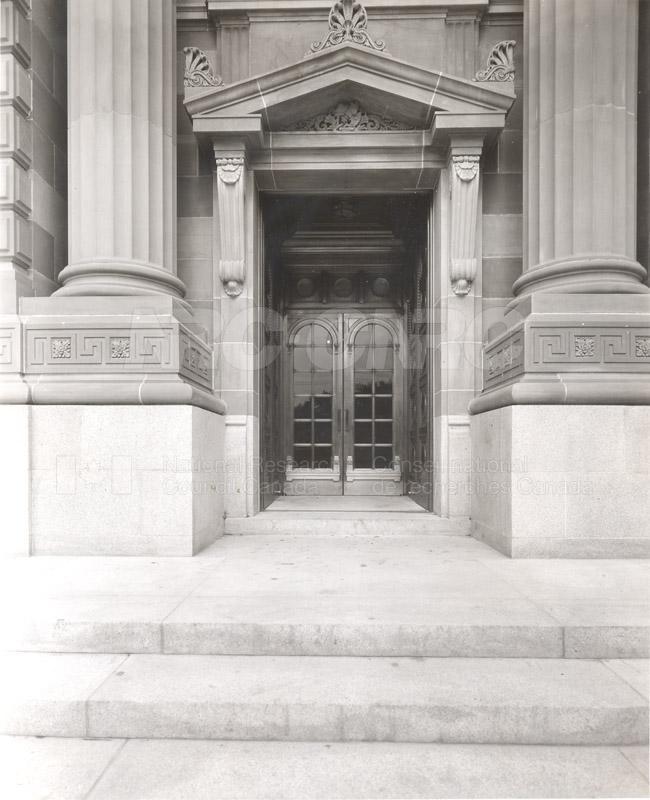 100 Sussex Drive- Front Entrance (KK-16) c.1932