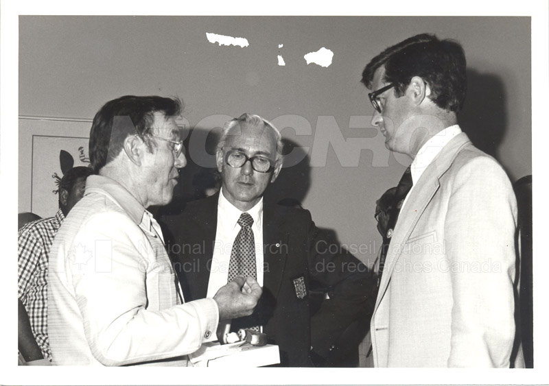 25 Year Service Plaques Presentations 1980 001