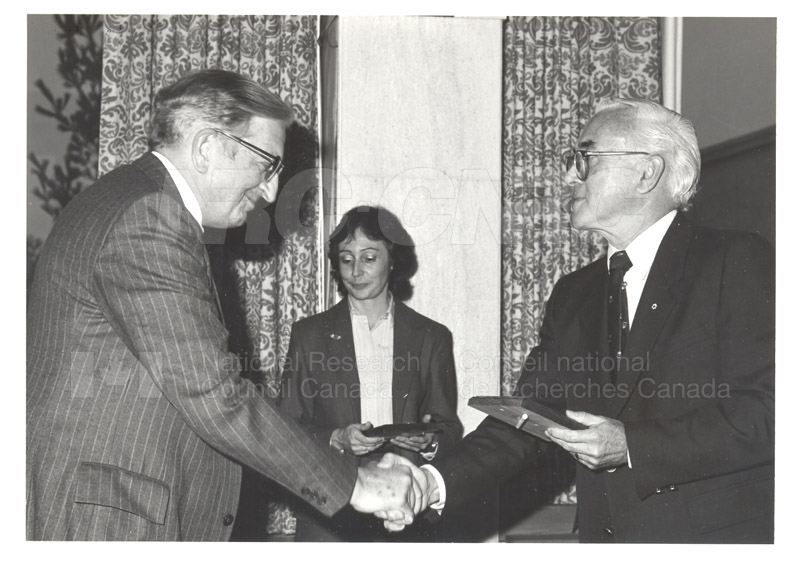 25 Year Service Plaques Presentations 1983 003