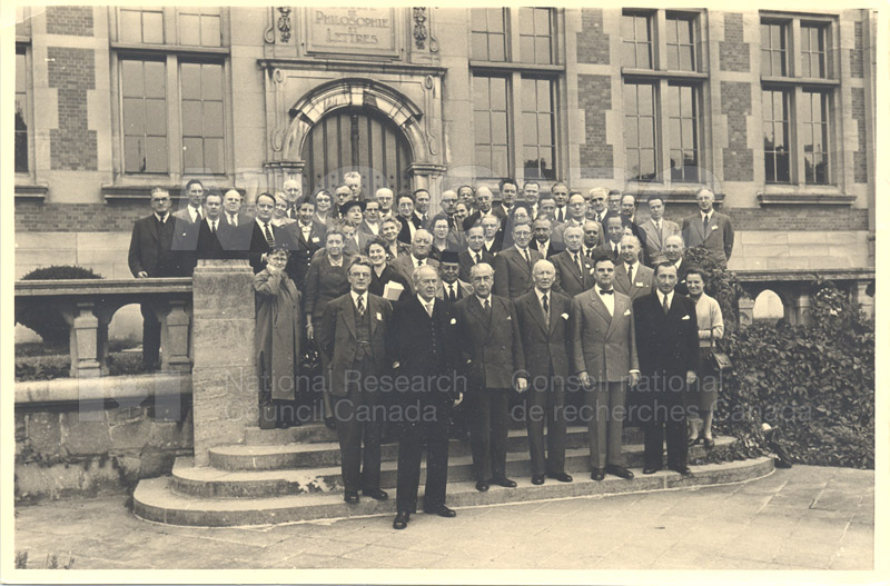 International Congress of Libraries and Documentation Conference 1955