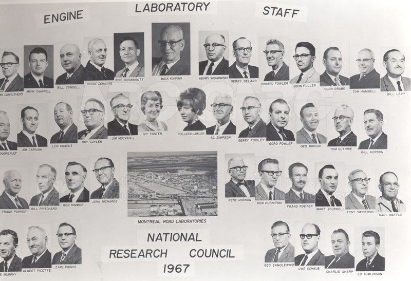Mechanical Engineering-Engine Lab Staff 1967 001 pt.2