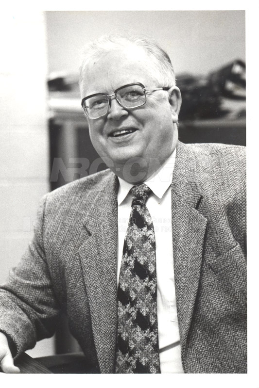 Retirement Parties V. Renaud, F. Greenwell, F. Simpson 1984 006