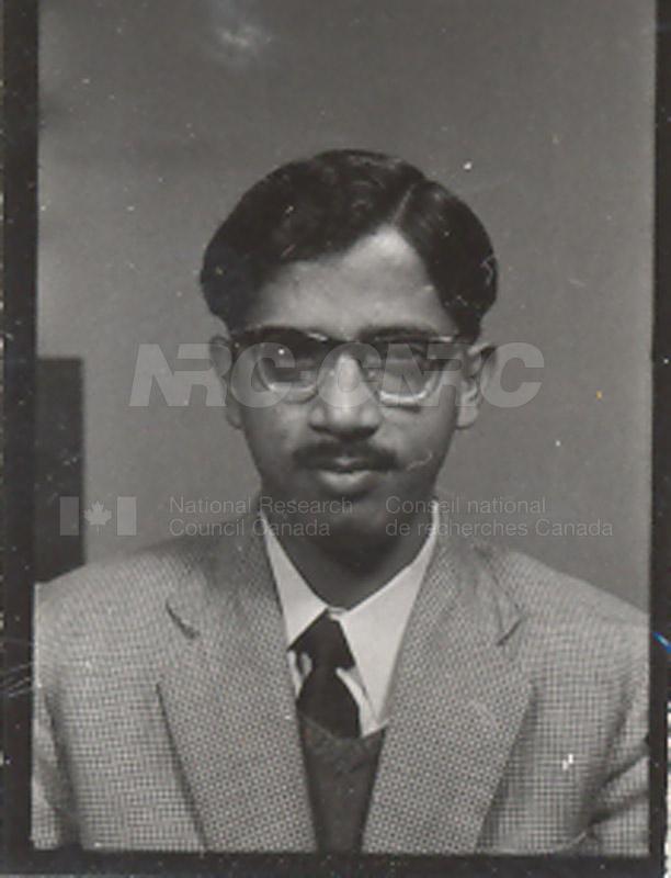 Post Doctorate Fellow- 1959 106