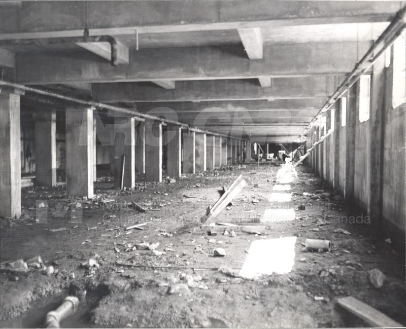 Construction of M-50 Summer 1952 #3205 006