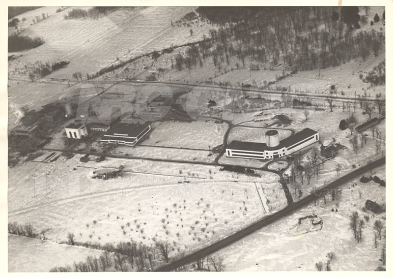 Montreal Road Campus Aerial View 1941 001
