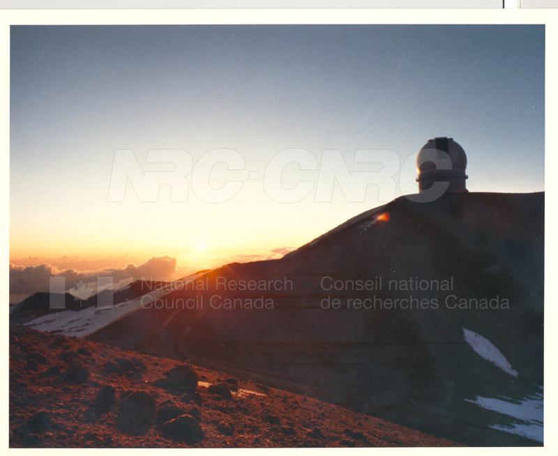 Canada France Hawaii Telescope Nov.1976 002