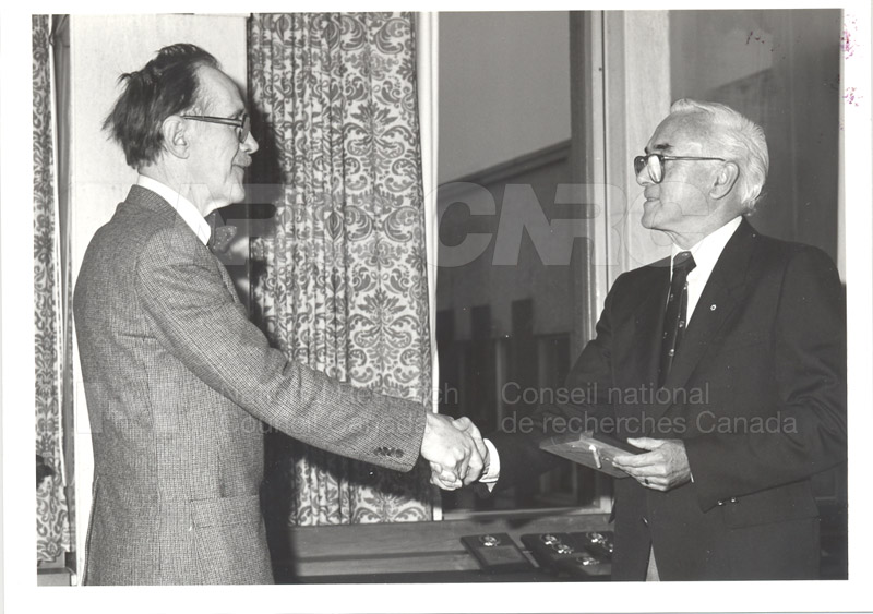 25 Year Service Plaques Presentations 1983 020