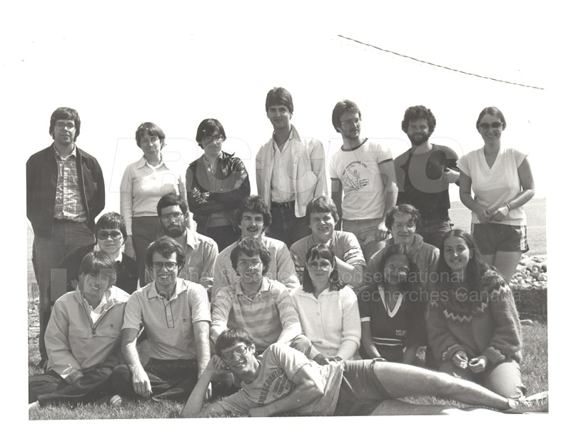 Summer Students 1981 005