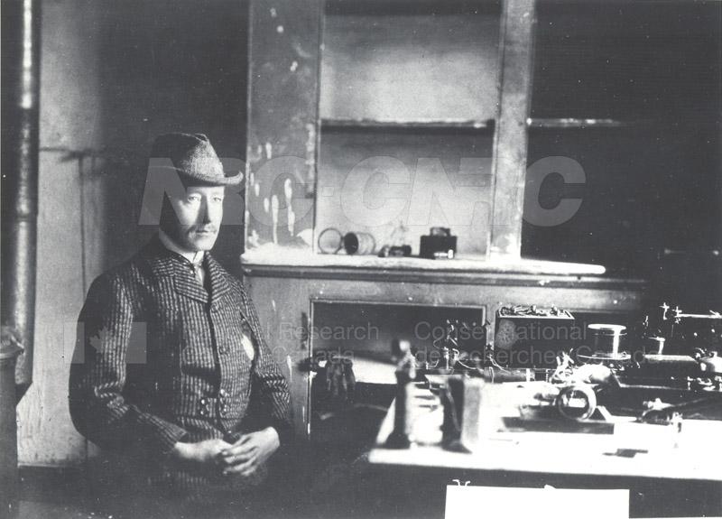Marconi First Transatlantic Communication 1901 001