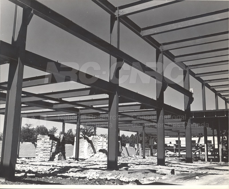 Construction of M-50 Summer 1952 #3205 005