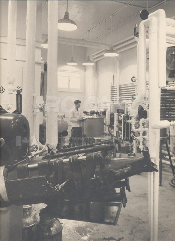 Dairy Laboratory Rideau Falls 1948