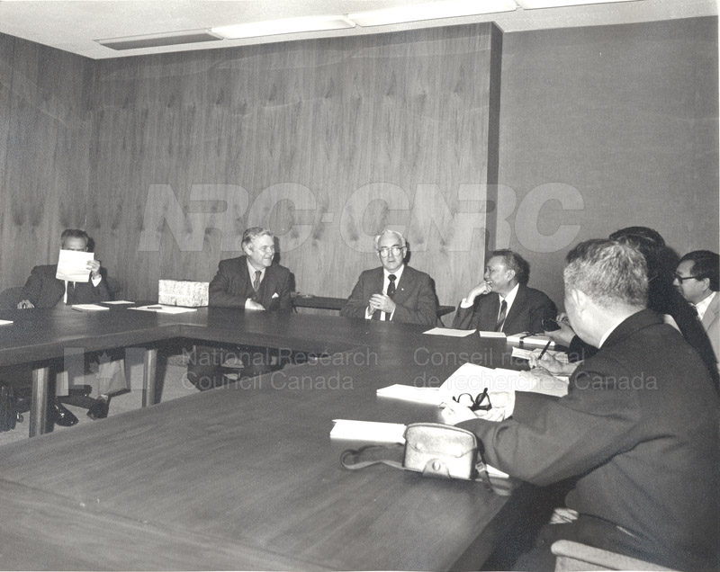 Visit to Canada of a Delegation from the Chinese Academy of Sciences April 28-May 11 1983 005