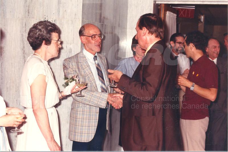 Alf Tickner Retirement May 1986 016