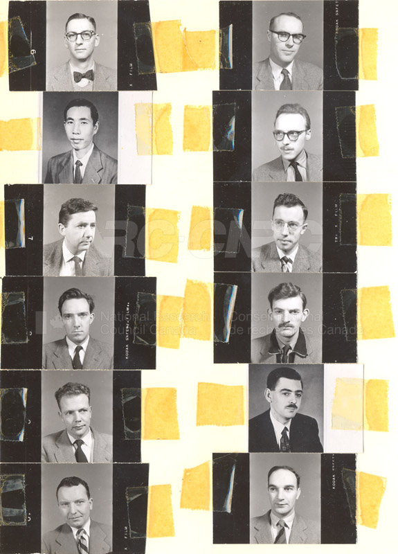 NRL Postdoctorate Fellows 1956 016