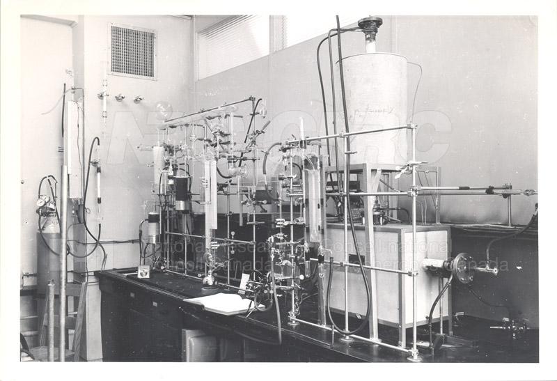 Decarbrisization Experiment c.1955